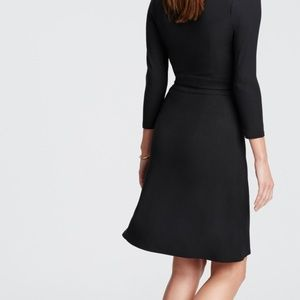 9ed724a3100 Ann Taylor Dresses - NWT Petite Ann Taylor Black Tie Back Dress